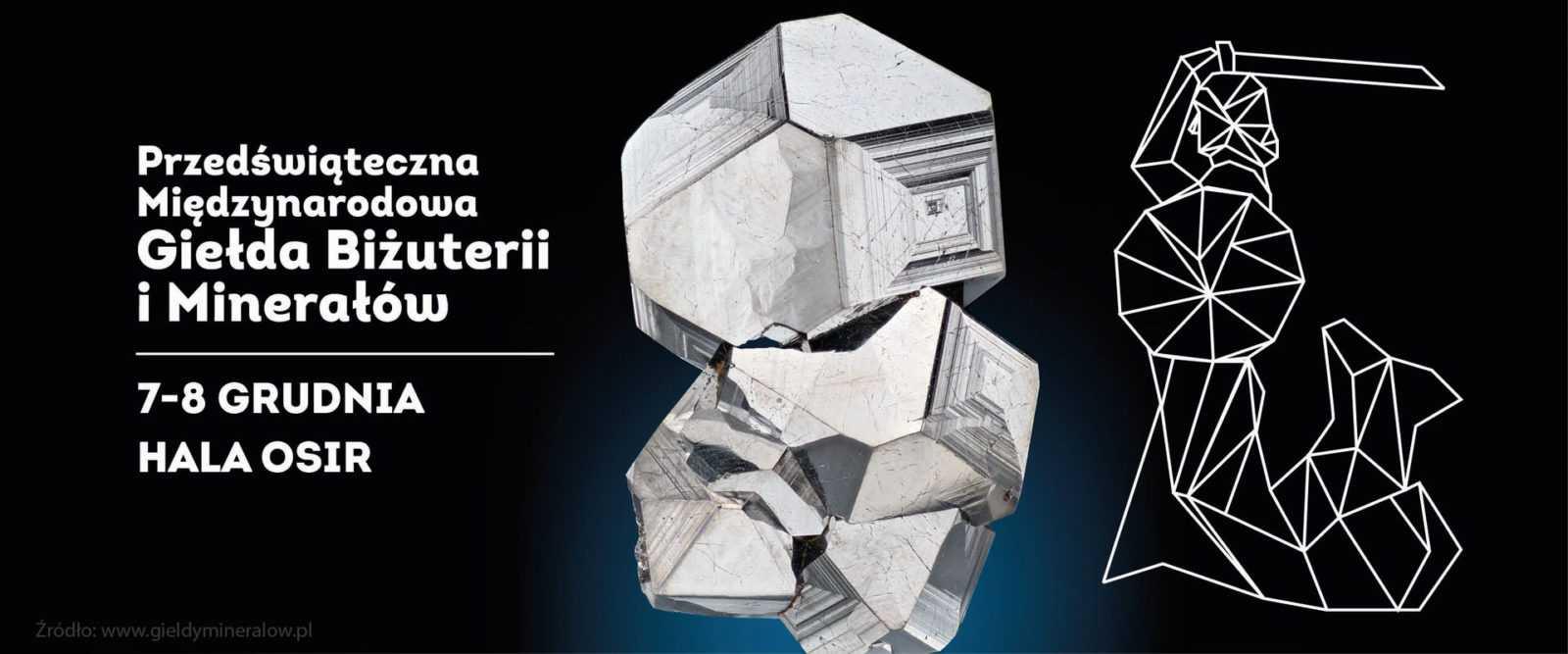 Międzynarodowa Giełda Minerałów iBiżuterii wWarszawie