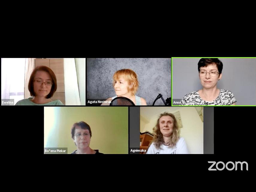 Wywiad Eweliny Małkińskiej uAgaty Nesteruk zSocial Media Tools